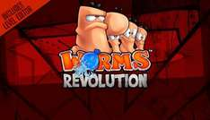 Worms Revolution [Steam] für 2,66€ @Amazon.com