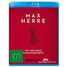 "[Amazon WHD] Max Herre - MTV Unplugged KAHEDI Radio Show Blu-ray ""wie Neu"""