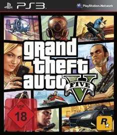 GTA 5 (PS3) für 7,09 @ Amazon Marketplace