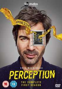 [Zavvi.nl] [DVD] Perception Staffel 1 mit .de Ton