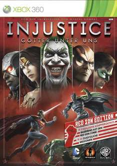 Injustice: Götter unter uns (Red Son Edition) Xbox 360