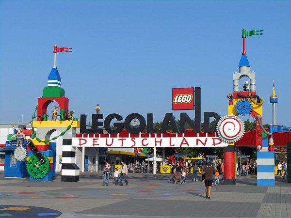 Legoland Deutschland kostenloser Eintritt für 4 Personen für Hyundai Fahrer 2 bis 3 August 2014