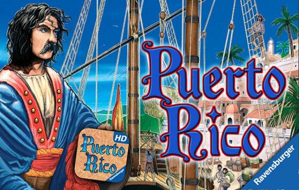 [iOS] Ravensburger Puerto Rico HD (iPad) & San Juan (Universal) je 0,99€