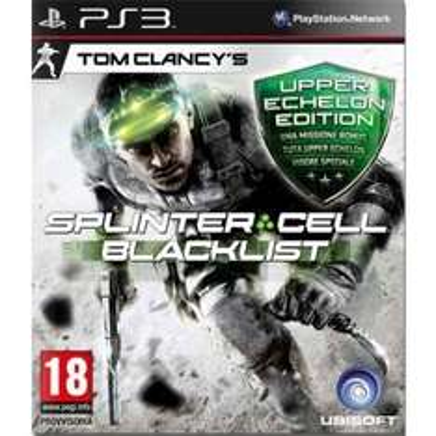 Splinter Cell Blacklist (uk) PS3 / Xbox 360