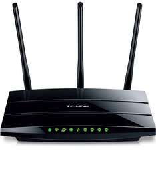 "TP-Link™ - Wireless N Gigabit ADSL2+ Modem Router ""TD-W8970B"" für €39,90 [@Amazon.de]"