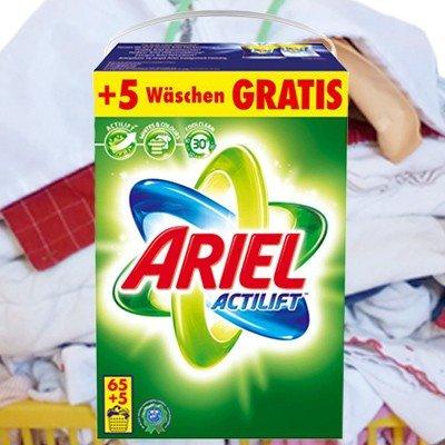 Mit Lesara bei Ariel Waschmittel sparen