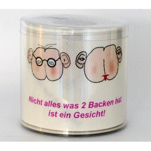 -April, April - Funny deal - Toilettepapier mit deinem Wunschfoto/Text zum Preis von 7,49€/Stück ab 5 Stück  bedrucken