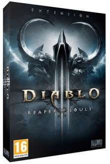 Diablo 3 Reaper of Souls Addon - AT-Version - 33,00€