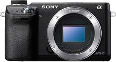 Sony Alpha NEX-6 Body für 404,65 € @Amazon.fr