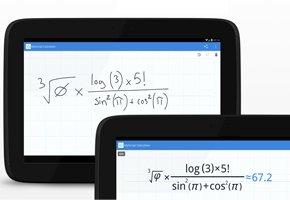 App: MyScript Calculator – per Handschrift zur Lösung geniale Taschenrechner app