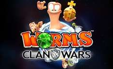 Worms Clan Wars für sagenhafte 7,79€ @ Team17 Paypal Offer