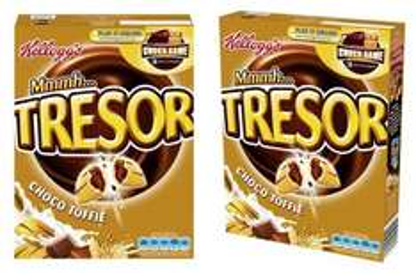 [Thomas Philipps] Kellogg's Tresor Choco Toffie