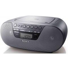 Sony CD - Ghettoblaster mit MP3 ZSS10CP für 42€ (Sony Outlet)