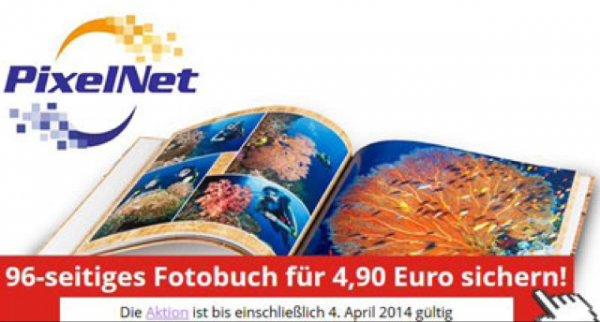 4,90 Pixelnet 96 Seiten Hardcover Fotobuch incl Versand