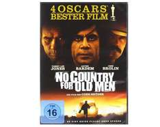 (Media Markt Online) No Country For Old Men Steelbook Drama DVD Ab 20 Uhr  1€ Versandkostenfrei
