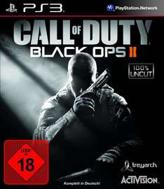 PSN: Call of Duty®: Black Ops 2 PS3 für 24,99€