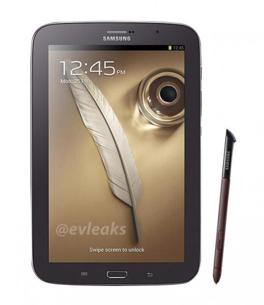 Samsung Galaxy Note 8.0 WIFI Braun bei OTTO