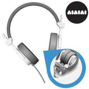 wetterfeste Kopfhörer mit Kabelfernbedienung und Mikrofon bei Ibood.com
