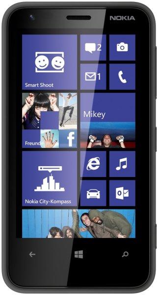 """[MediaMarkt] Nokia Lumia 620 (3,8"""" IPS) schwarz für 95,- Euro  *wieder da!*"""