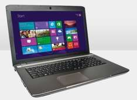 """Notebook 17"""" Medion P7631 (MD98584) für €409,-"""