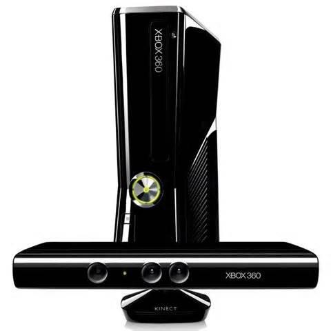 [Marktkauf] XBox 360 Slim 4GB  inclusive Kinect und 5 Spielen event.Lokal