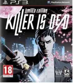 ZAVVI.com  -   Killer is Dead  ---PS3 oder XBOX 360  - LIMITED EDITION -   für 17,90 €