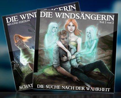Die Windsängerin (Mystery Hörspiel)