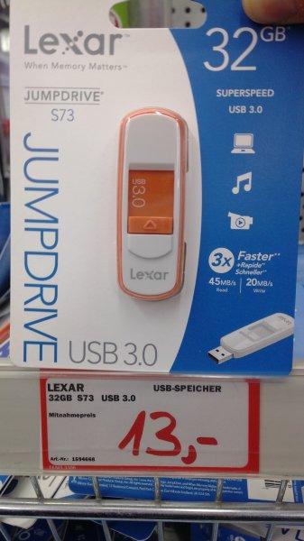 [Lokal MM Berlin Alexanderplatz] Lexar 32GB USB 3.0 Stick