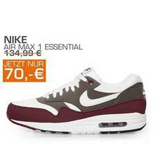 Nike Air Max Essential, Vans und Anderes [Snipes Relaunch Hamburg]