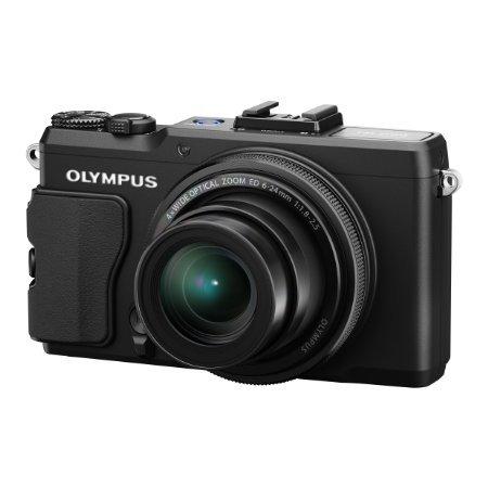Digitale Kompaktkamera Olympus XZ-2 (schwarz , Nächster Preis: 264,99€)