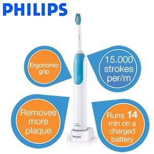 Philips Sonicare HX3120/09 elektr. Zahnbürste für 19,99€ zzgl. 5,95€ Versand @iBOOD