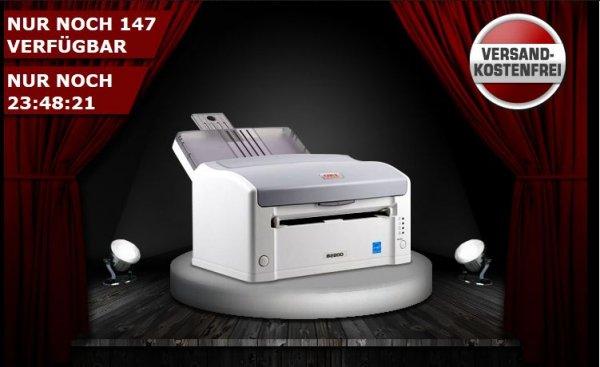 Oki Systems B2200 Laserdrucker schwarz @One.de 39,90 €