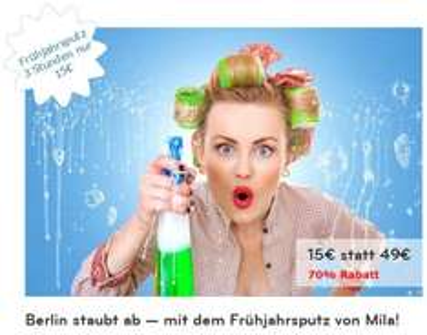 [local Berlin] Berlin staubt ab (15€ statt 49€) 70% Rabatt