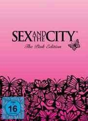 Sex and the City: The Pink Edition (19 DVDs) 29,99€durch Gutschein @buecher.de