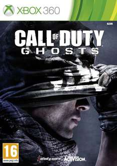 Call of Duty: Ghosts (Xbox 360) für 18€ @Zavvi