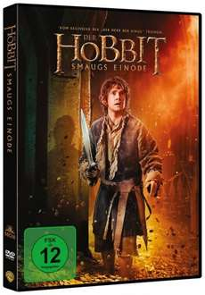 [Media-Dealer.de] DVD : Der Hobbit - Smaugs Einöde