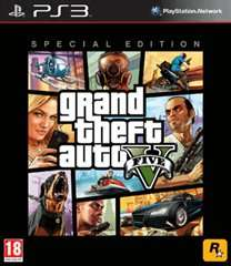 GTA V Special Edition PS3/XBOX360 (ca. 39,50 €) [Game UK]
