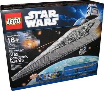 [Amazon.fr) LEGO - Star Wars Sternenzerstörer 10221 - 347€ inkl. Versand