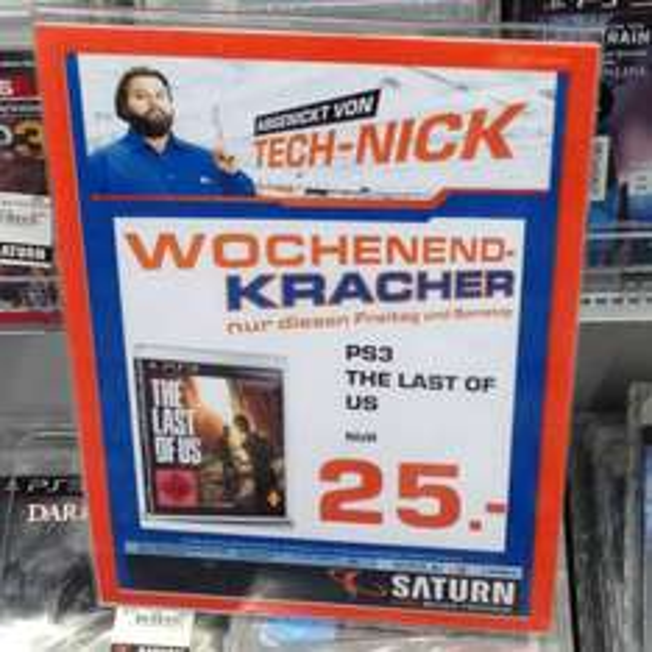 Lokal Bremen ps3 Kracher Last of us, ghosts und GTA 5