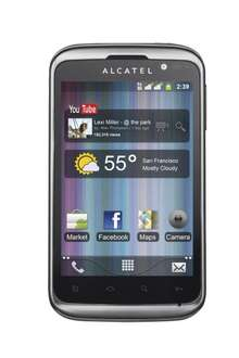 Alcatel One Touch 991D für 83€ @Amazon.it