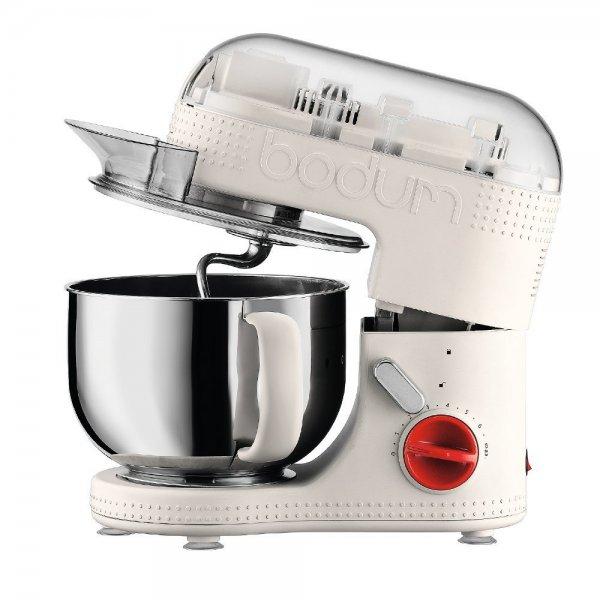 Bodum 11381-913 Elektrische Küchenmaschine 4,7 l 700 W Weiß