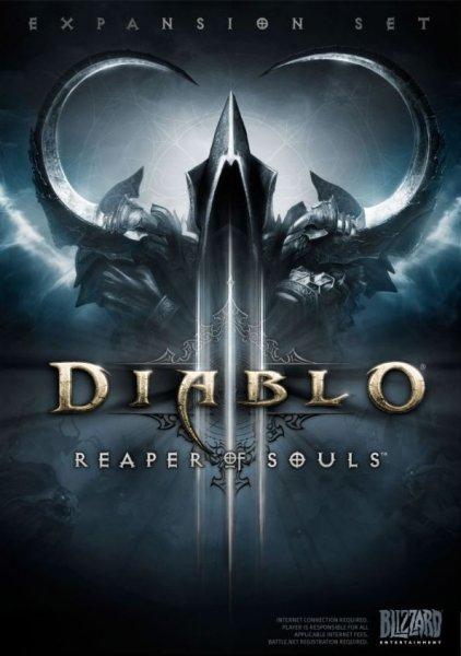 [lokal] Diablo 3 - Reaper of Souls für effektiv 19,33€