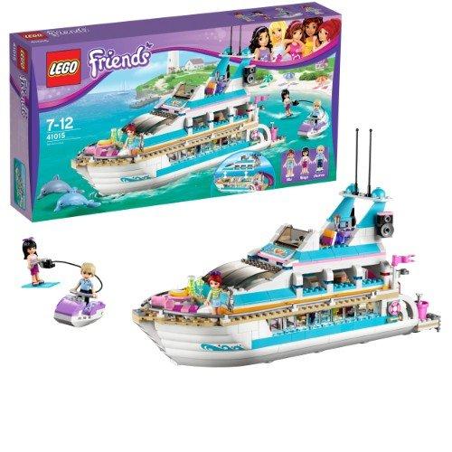 Lego Friends 41015 - Yacht ab 36€ bei myToys.de (mit Neukundengutschein)