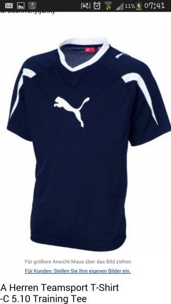 PUMA Herren Teamsport T-Shirt PWR-C 5.10 Training Tee: Amazon.de: Sport & Freizeit
