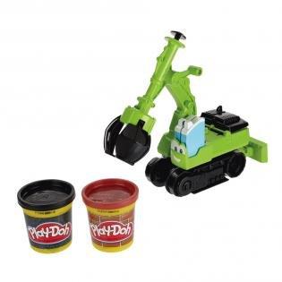 Play-Doh Diggin' Rigs - Chomper der Greifbagger