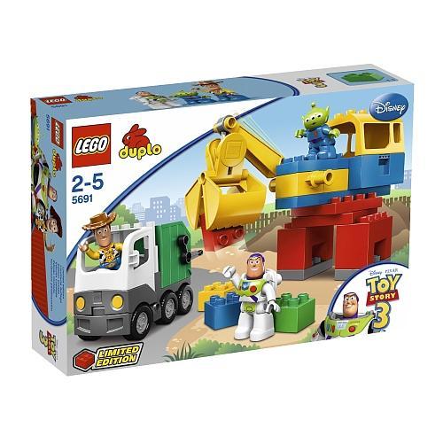 "Lego Duplo (5691) ""Toy Story 3"" Weltraumkran [@Toysrus.de]"