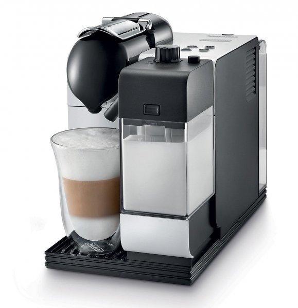 [WHD] DeLonghi EN 520.S Nespresso Lattissima+ / Milchschaum-System / Ice Silver
