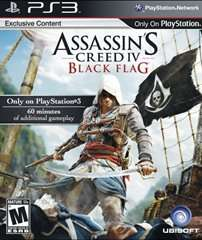 Assassin´s Creed IV: Black Flag (360/PS3) für 21,68 € inkl. VSK und deutschem Ton @ play-asia.com