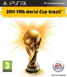 EA Sports 2014 FIFA World Cup Brasilien PS3 & XBOX 360