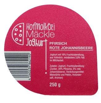 [Lokal Region Ulm) Gratis Milch und Joghurt von Hofmolkerei Mäckle